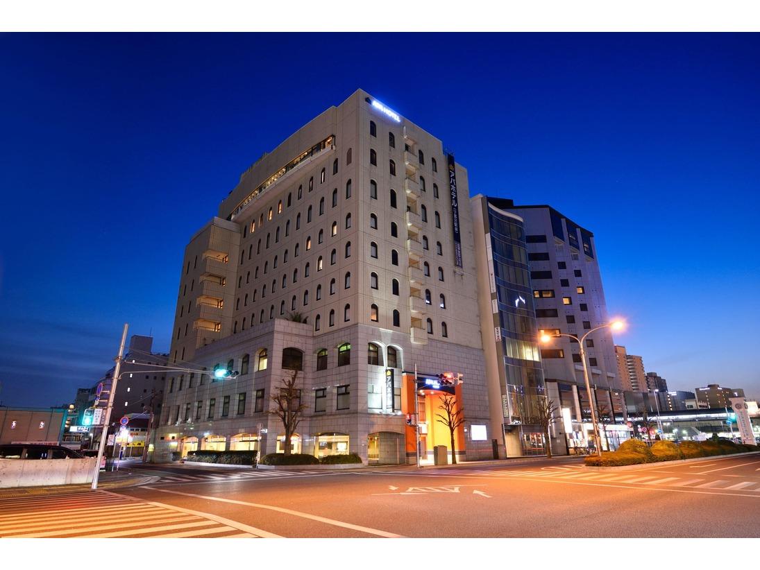 アパホテル〈宇都宮駅前〉