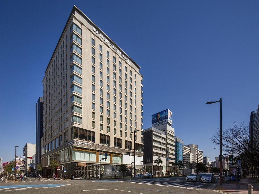 ホテルモントレ福岡