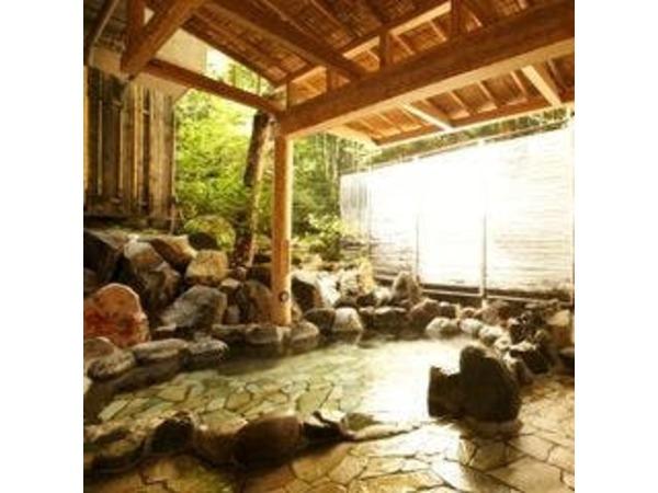 新館:小涌谷温泉/花の湯