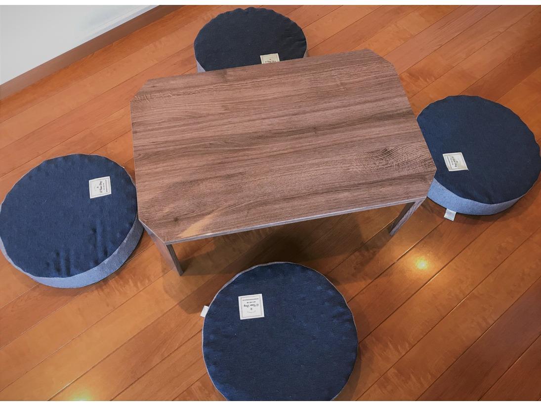 二段ベッド・ミニテーブルセット