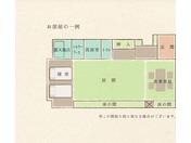 ◇お部屋の一例68.4平米◇