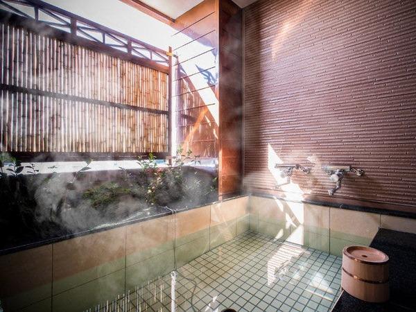 露天風呂付55.8平米 露天風呂