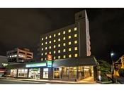 ホテル小田島外観