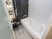 【バスルームイメージ】デラックスルーム・和洋室は独立型となっております