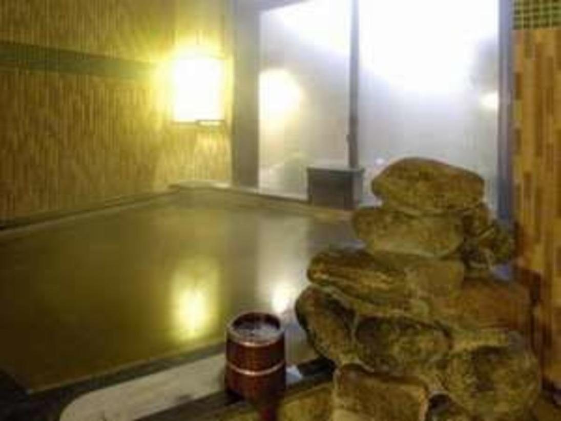 【大浴場】『女性内湯』大浴場は15時から翌朝9時まで夜通しご利用頂けます。