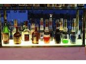 13階のBARスバルでは、様々なお酒をご用意いたしております。