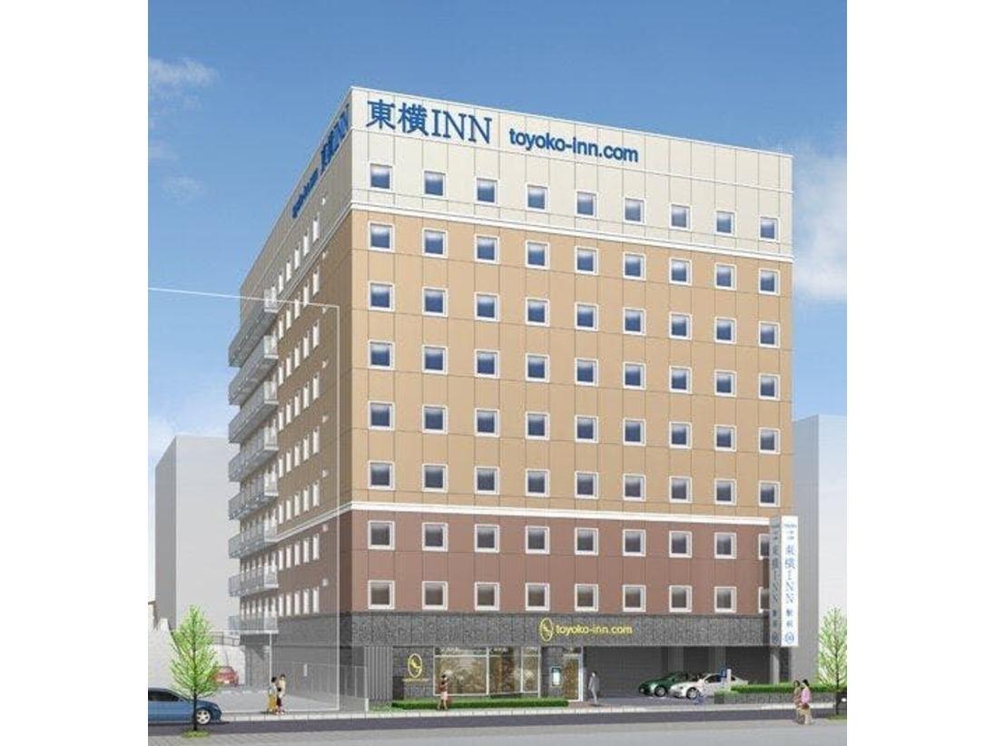 東横イン小田原駅東口