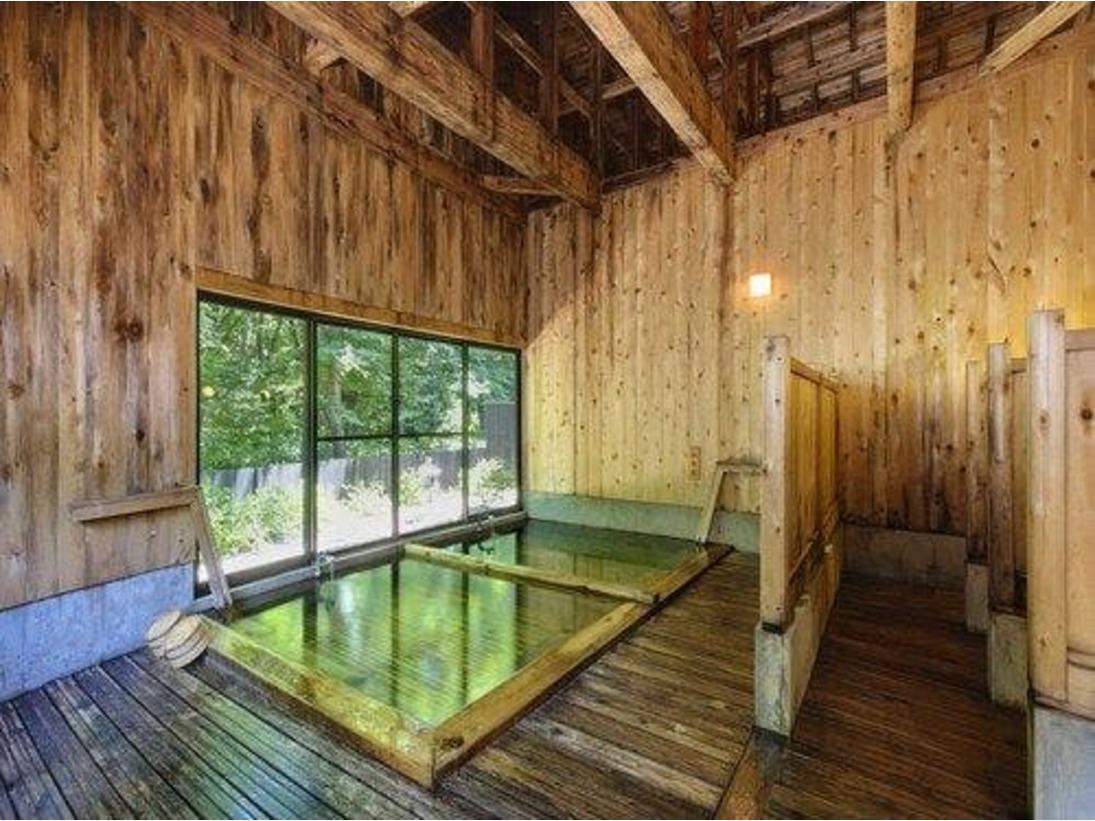 桃源の湯(離れ浴室)