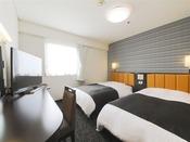 広さ16平米/ベッド幅110cm長さ195cm