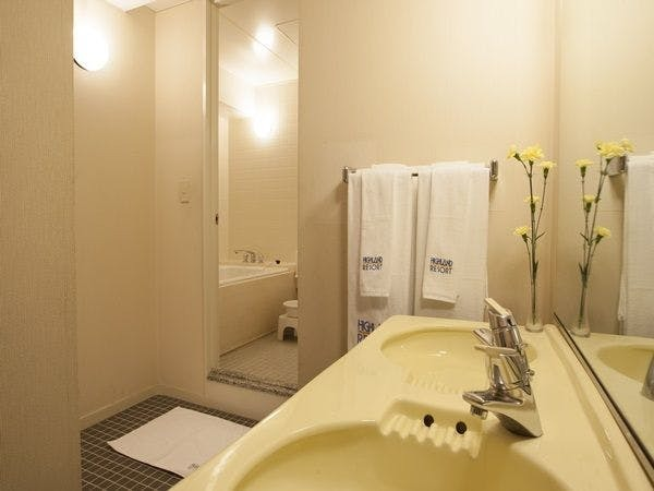 和室 バスルーム※イメージ