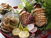 ≪蒼空 料理イメージ≫淡路島の旬の幸を使用した蒼空のお客様だけの特別会席をお部屋でごゆっくりと