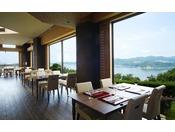 【ダイニング 花桐】鳴門海峡を望むレストランが2012年7月オープン