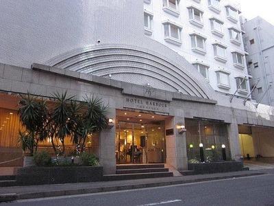 ホテルハーバー横須賀