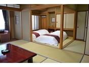 10+6畳和室ベッド2名様利用3名~布団対応