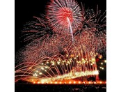 八代花火大会◇1年で最も遅い時期に開催される花火競技大会◇