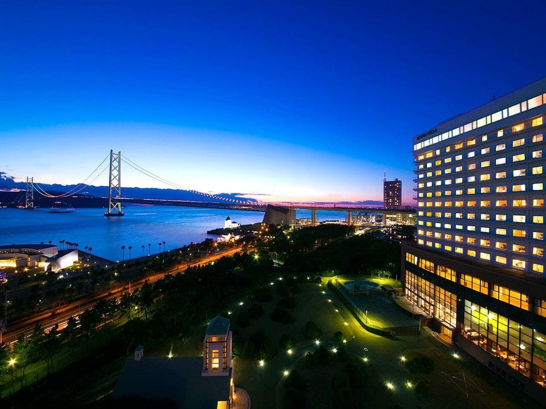 シーサイドホテル舞子ビラ神戸