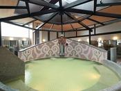 【8F 展望大浴場「天の原」】/泡風呂で心も体もリフレッシュ