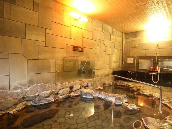 伊豆の岩風呂