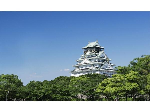 大阪城(夏)
