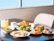 シェラトンクラブラウンジ朝食 ※イメージ