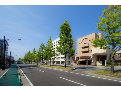 ホテルサンガーデン松山