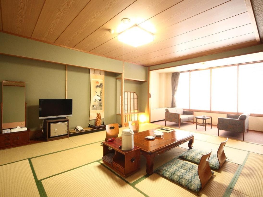 ※ゆったりとくつろげる和室をご用意しています