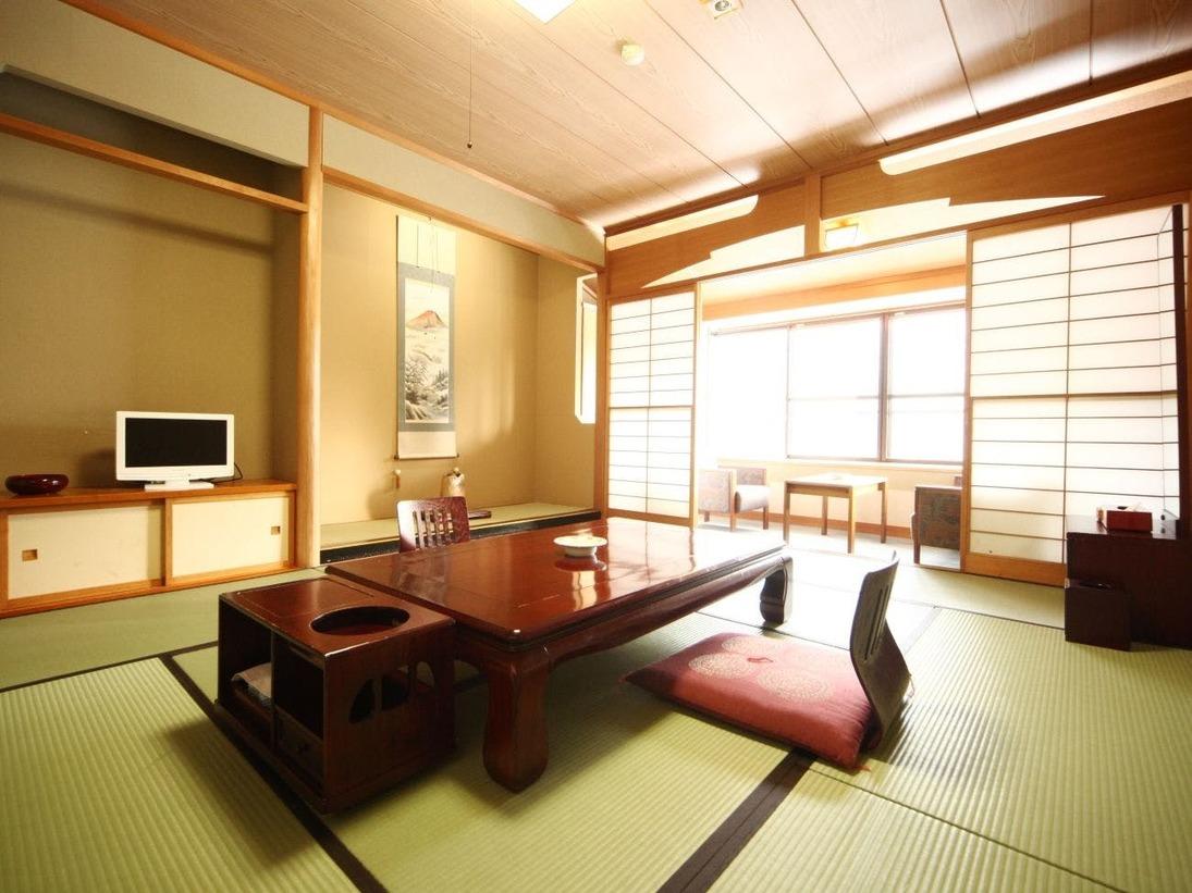 ※和室のお部屋の一例(10畳タイプ)