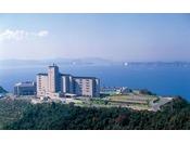 鳴門海峡を見渡す抜群の眺望が自慢の【ホテルニューアワジ プラザ淡路島】