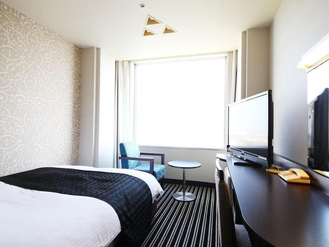 シングル 【17.8平米】ベッド幅:140cm×1台