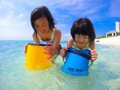 【アクアスコープ】海の中を覗いちゃお!小さなお子様も海の中を楽しめます♪※宿泊者無料