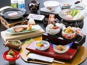 当館のご朝食は、和定食です。