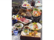 会席料理「麗(うるわし)」プラン ご夕食イメージ
