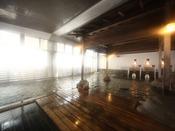 木のぬくもり 大浴場「和風・御倉」
