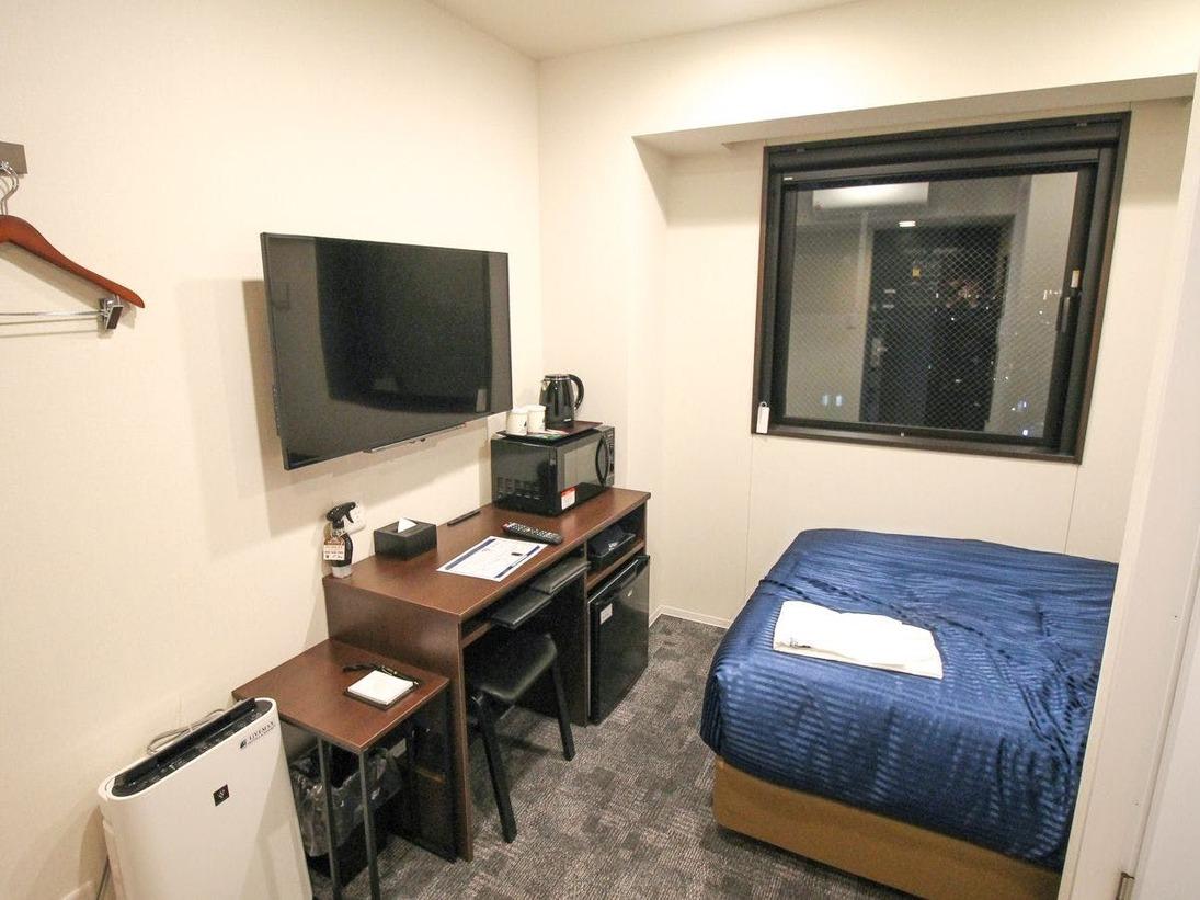 ◆シングルルーム◆全室スランバーランドベッド完備!