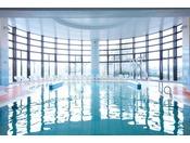 塩化物泉の温泉水使用でタラソテラピー効果