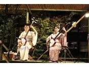 『お月見宴』津軽三味線