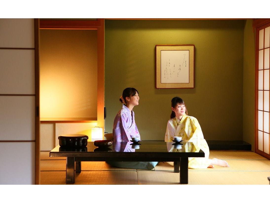 会津の奥座敷・東山温泉。山ふところに抱かれて、のんびり温泉満喫♪