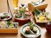 選べるディナー付プラン 夕食(和食)イメージ