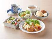 【選べる朝食】:洋御膳