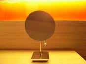 プレミアムフロア限定の拡大鏡