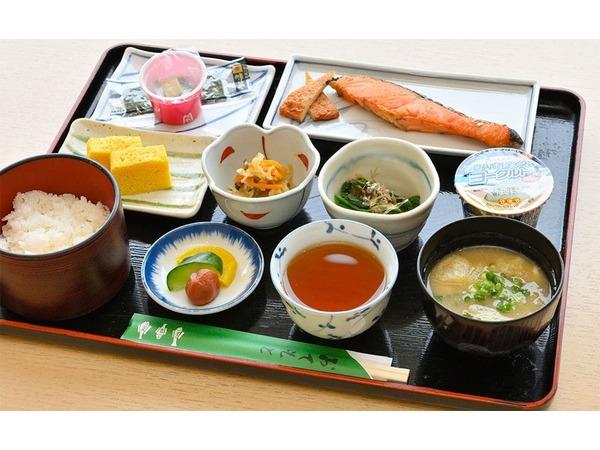 【新館朝食】和食