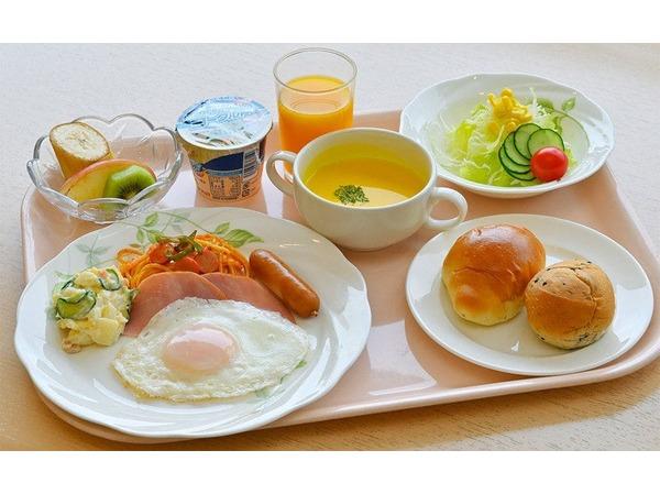 【新館朝食】洋食