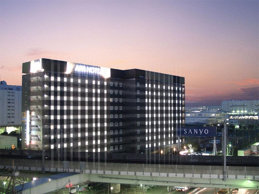 アパホテル〈東京潮見駅前〉