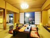 """■瑞香亭■ ワンランク上の広くて快適なお部屋""""ちょっと贅沢な""""和空間をお愉しみください"""