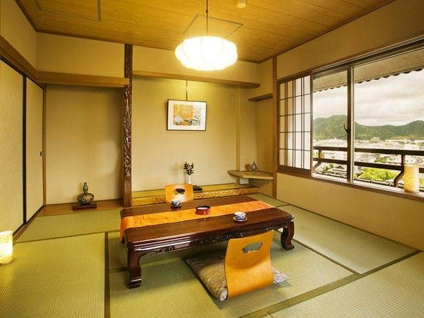 ■佳松亭8畳■落ち着きある客室です