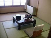 和室6畳※客室はすべて喫煙です。消臭希望の方はメッセージをお入れください。