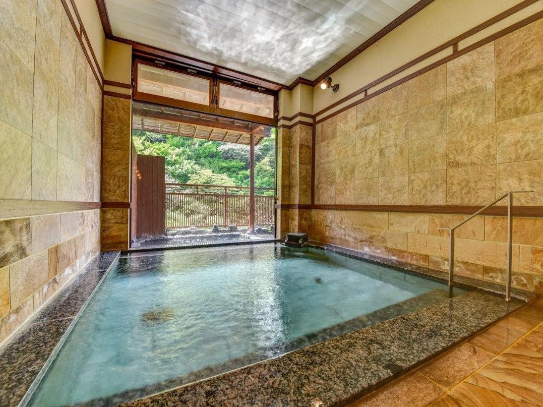 *お風呂/四万温泉に浸かれば、日頃の疲れもリフレッシュ♪