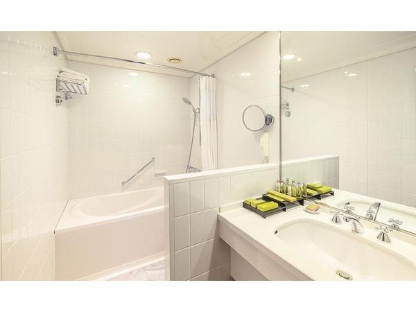 【エグゼクティブキング】バスルーム