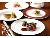 欧風レストラン「バーデンバーデン」飛騨の食材を使ったフレンチ(料理イメージ )