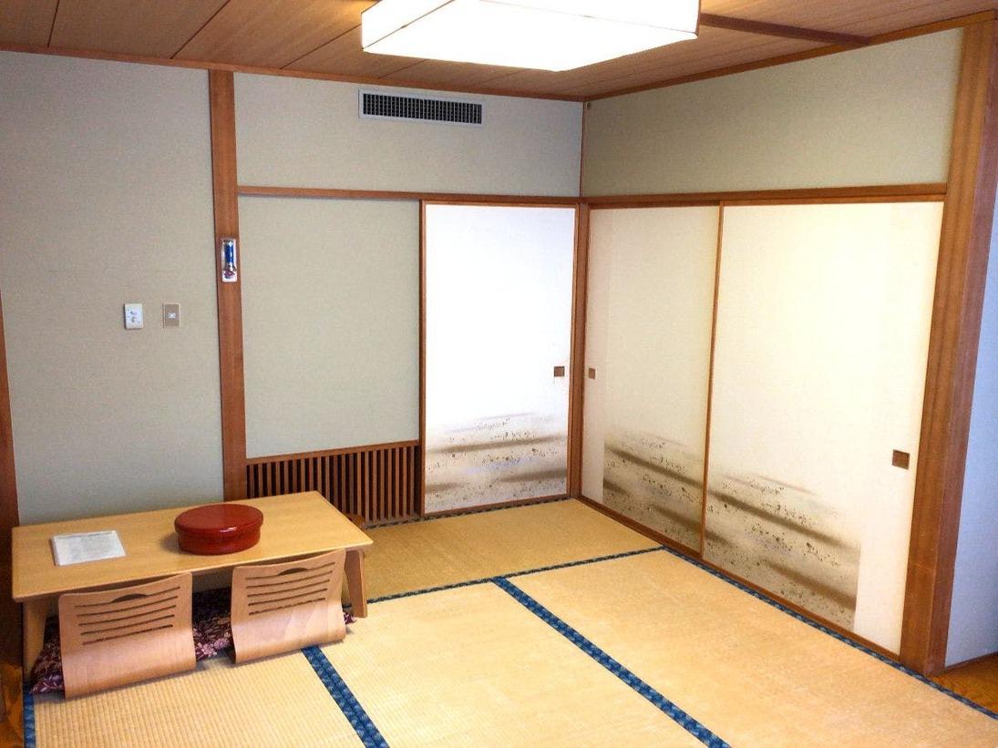 【和室6畳】1~2名でのご利用がお勧めです!